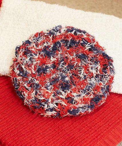 Swirl Scrubby free pattern