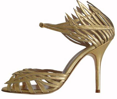 caprona manolo blahnik fall 2009 heels shoes