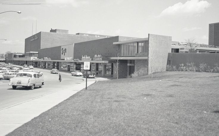 Famous-Barr at Northland Shopping Center, 1957   St. Louis ...