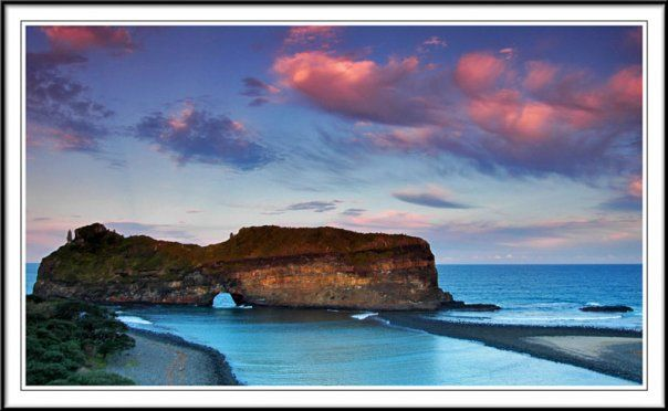 Hole in the Wall, Transkei South Africa