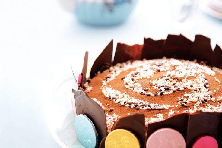Chocoladetaart - Recept - Allerhande