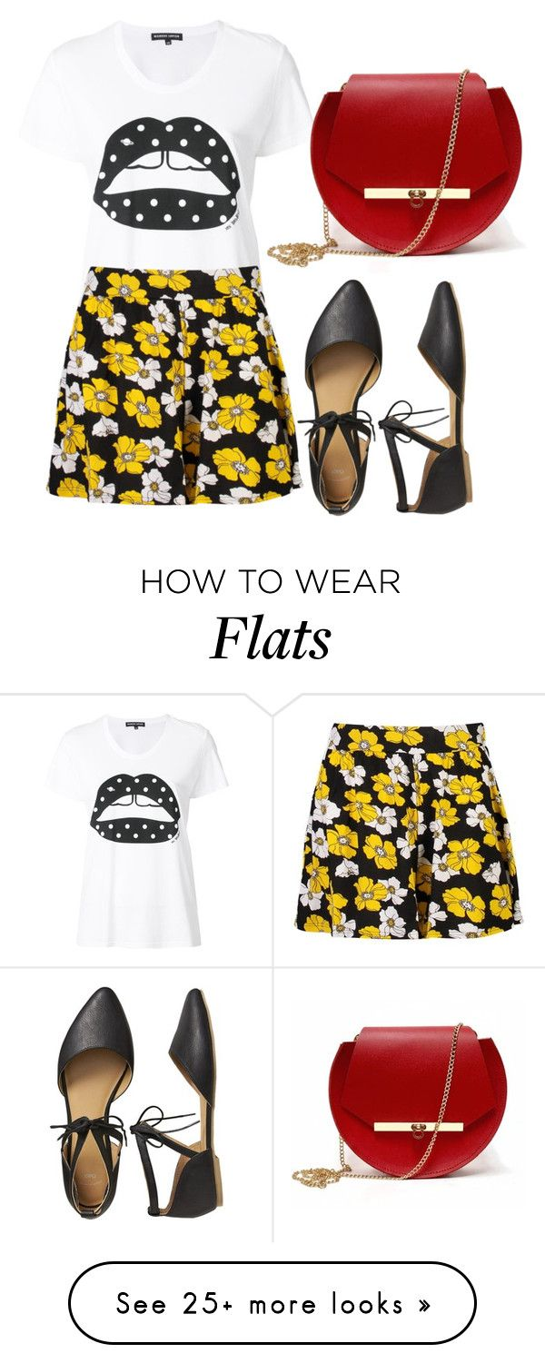 """Untitled #1821"" by carly-olly on Polyvore featuring Markus Lupfer, Boohoo, Gap and Angela Valentine Handbags"