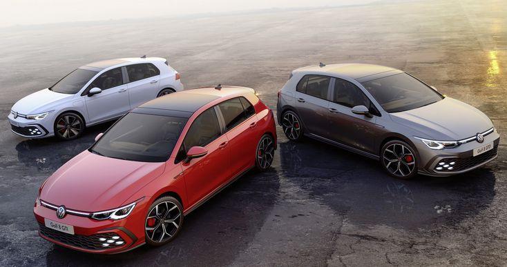 Golf Gti Gtd Gte Il Tris Volkswagen Dell Alta Potenza Nel 2020 Volkswagen Volkswagen Golf Motore Elettrico