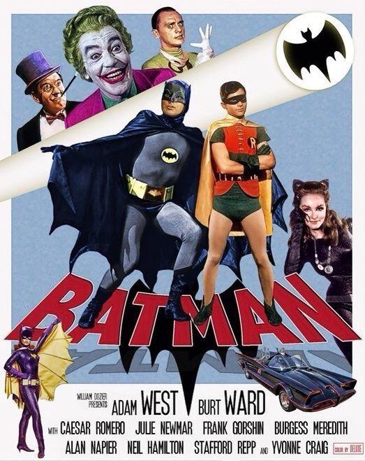 BATMAN AND ROBIN MOVIE <3