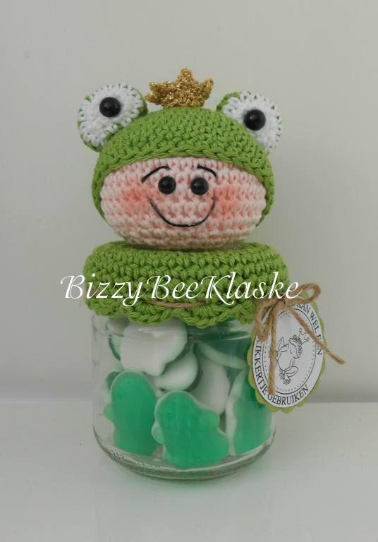 Bizzy Bee Klaske: Miss Froggie