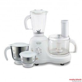 Morphy Richards Food Processor Select 600w