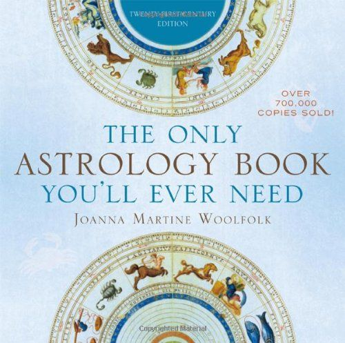 The Only Astrology Book You'll Ever Need by Joanna Martine Woolfolk http://www.amazon.com/dp/1589796535/ref=cm_sw_r_pi_dp_n3lfwb0KBW5D9