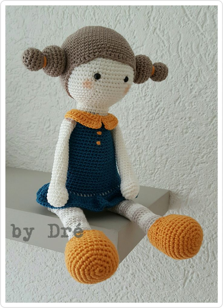 17 Best images about Amigurumi munecas on Pinterest ...