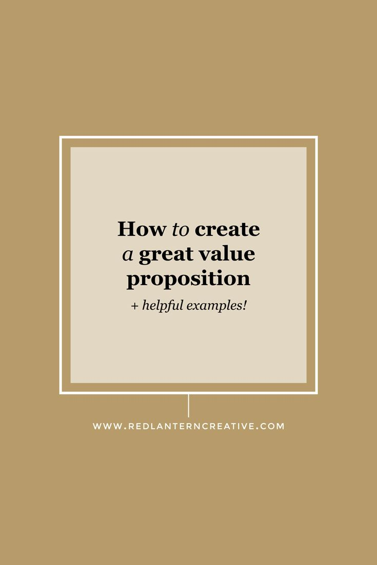 The average person decides if they want to stay on your website after five seconds. So having a great value proposition is key to your business. Simply put your statement should consist of three components.