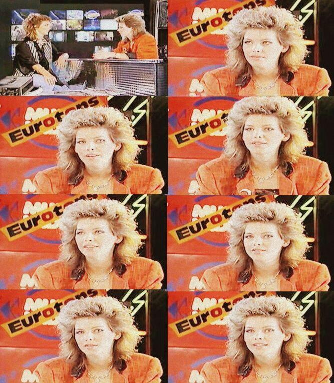 C.c Catch Intewiew (Eurotrops) 1986