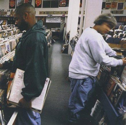 DJ Shadow - Endtroducing on Vinyl LP