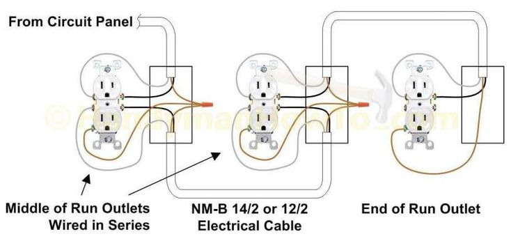 10  Daisy Chain Electrical Wiring Diagram -