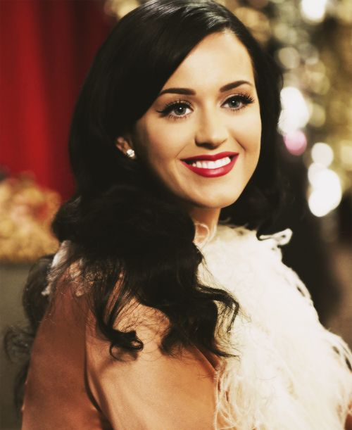Katy Perry and her cuteness XD