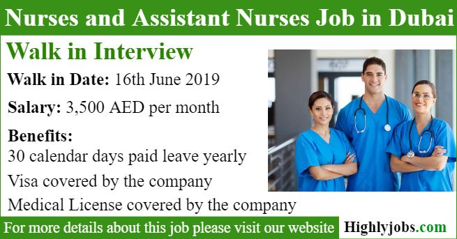 Walk In Interview For Nurses And Assistant Nurses Nursing Jobs Nurse Problems Nursing Students