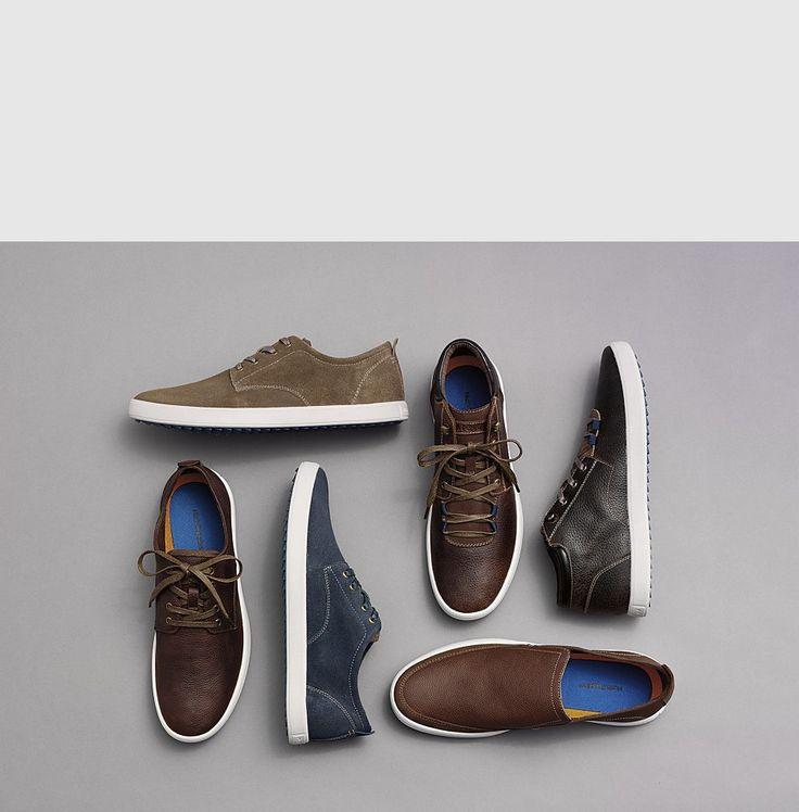 Roadside Oxford Plain Toe - Men's - Casual Shoes - H103638   Hush Puppies