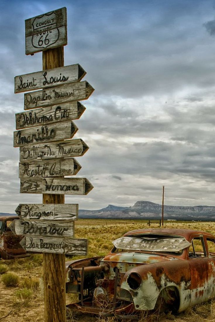 Route 66 Road Trip | The ultimate guide to seeing the best of Route 66 in one week.