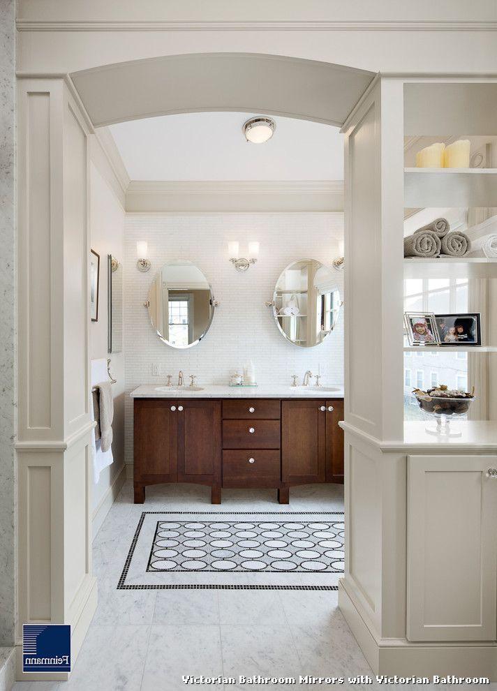 Victorian Bathroom Mirrors