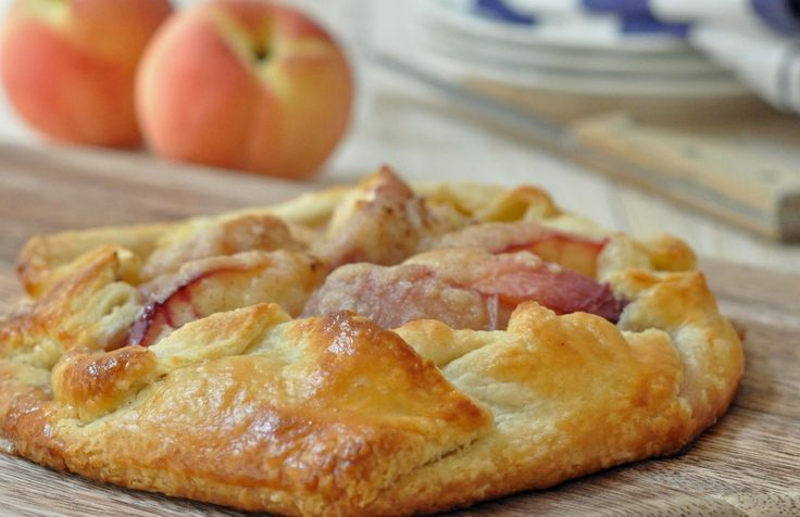 Almond, Apricot, And Cream Cheese Crostata Recipe — Dishmaps