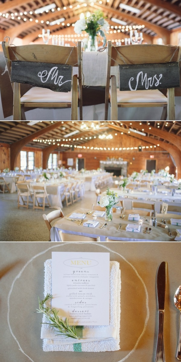 Wisconsin Lake Wissota Wedding From Paper Antler