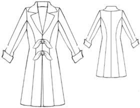 example - #5324 Asian jacket