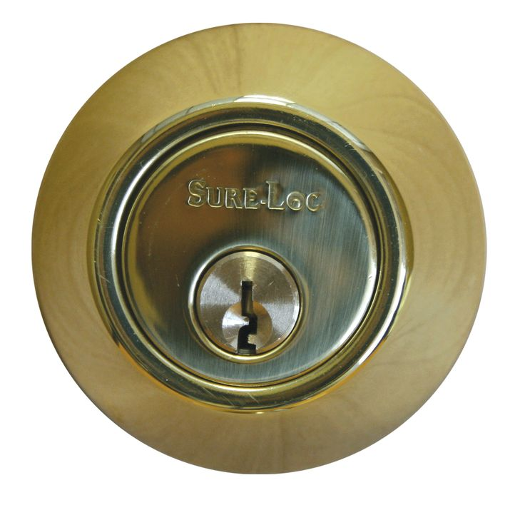 Sure Loc Door Hardware   Single Cylinder Deadbolts, Door Locks