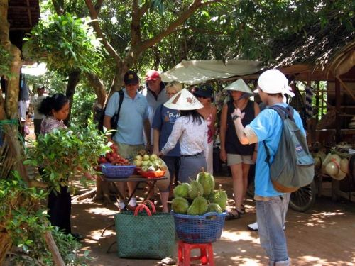 Mekong Delta  - Cambodia 3 Days 2 Nights Tour (My Tho - Can Tho - Chau Doc - Phnompenh)