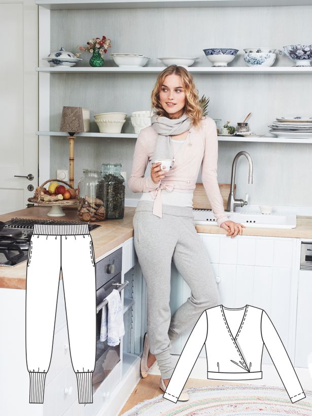 Casually Cozy: 10 New Patterns – Sewing Blog | BurdaStyle.com