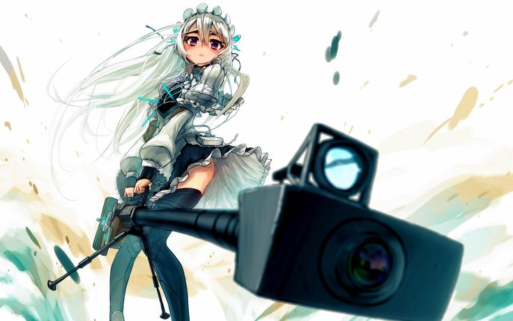 chaika the coffin princess  : image, wall, pic