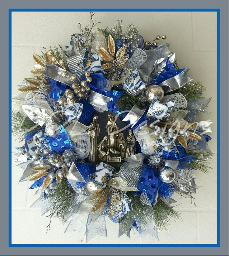 Pin By Ddl Designs On Trendy Tree Custom Wreath Designer