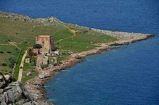 Torre di Monte Cofano