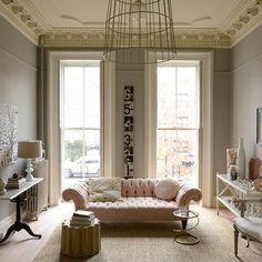Home decor is always Essential! Discover more pink bohemian interior design details at http://essentialhome.eu/