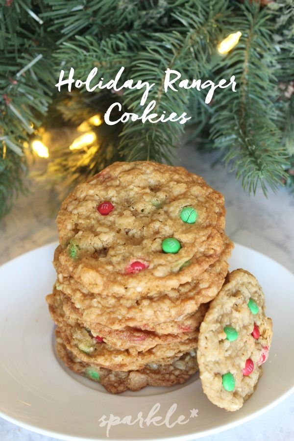 These cookies are soft, chewy and crunchy all at the same time! This is my go-to recipe for my Christmas baking.  #MemoriesInTheBaking   #CollectiveBias  #ad