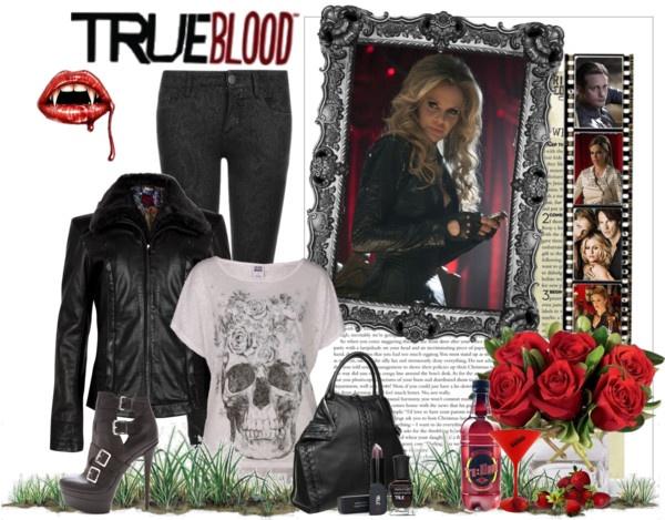 """True Blood"" by suellenrock on Polyvore"
