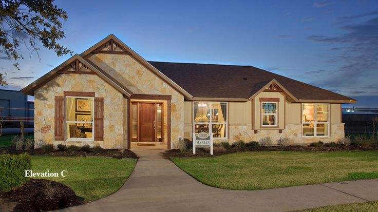 11 best elegant exteriors homes you 39 re allowed to judge for Schumacher homes catawba