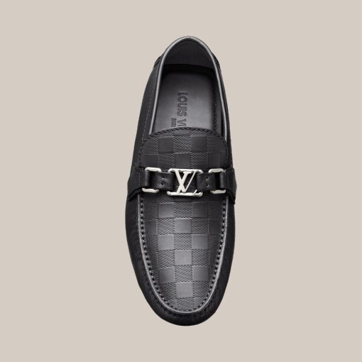 Hockenheim loafer in Damier Infini - Louis Vuitton - LOUISVUITTON.COM