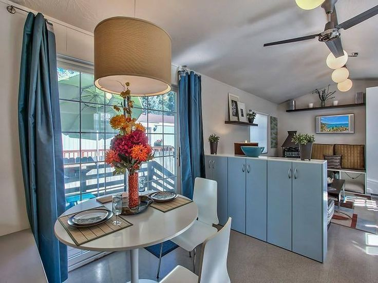 Home Interior Pictures For Sale Part - 17: Modern Mobile Home Decor: 2 Bedroom 2 Bath Mobile Home For Sale In Truckee,