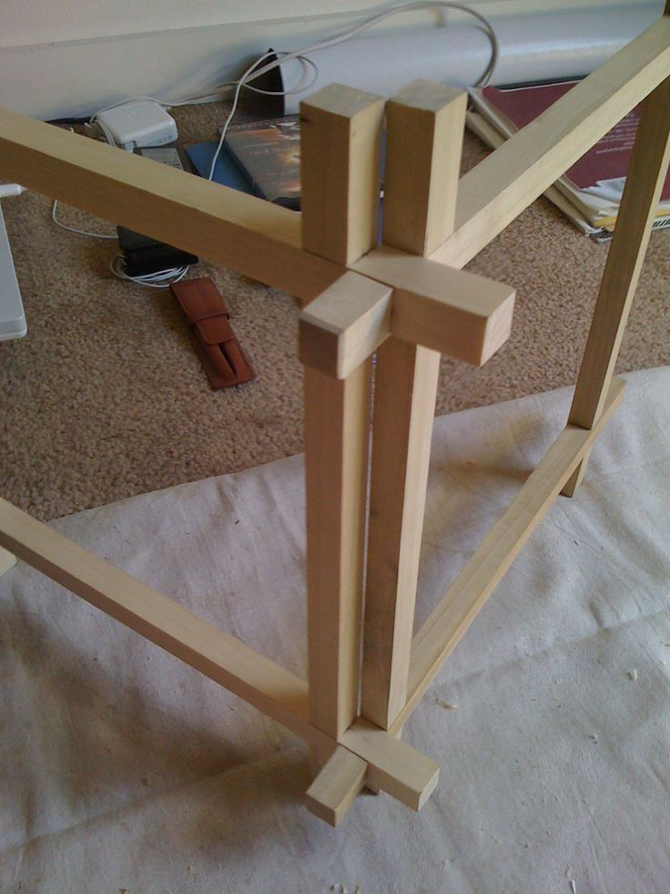 diy japanese furniture. japanese joinery lantern in progress diy furniture