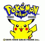 Play Pokemon - Yellow Version