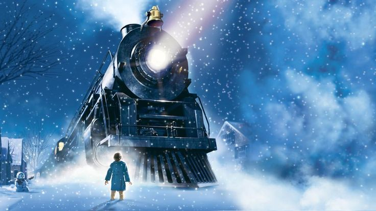 And hop aboard the polar express train ride in bristow oklahoma