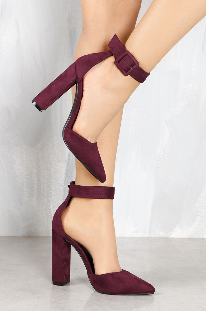 Lola Shoetique - Peak Hour - Wine, $33.99 (http://www.lolashoetique.com/peak-hour-wine/)