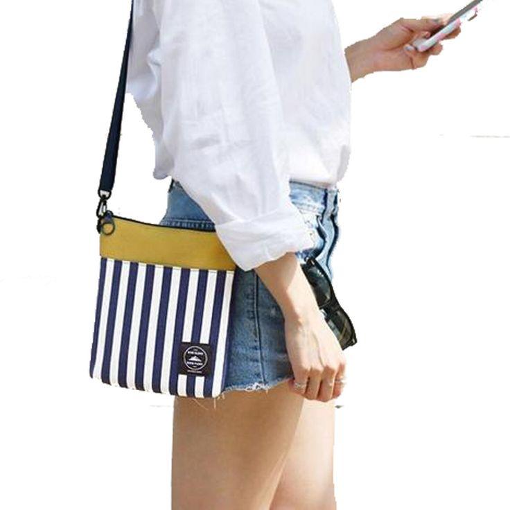 $5.90 (Buy here: https://alitems.com/g/1e8d114494ebda23ff8b16525dc3e8/?i=5&ulp=https%3A%2F%2Fwww.aliexpress.com%2Fitem%2F2017-New-Women-Striped-Clutch-Bag-Messenger-Bags-for-Women-Clutches-Evening-Bag-Casual-Small-Bolsas%2F32790010111.html ) 2017 New Women Striped Clutch Bag Messenger Bags for Women Clutches Evening Bag Casual Small Bolsas Femininas Couro Shoulder Bag for just $5.90
