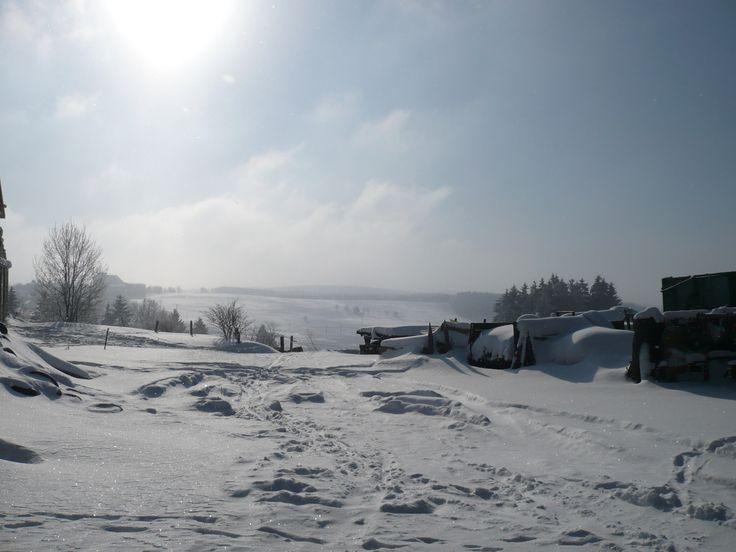 Sonne und Schnee, gibt es Schöneres?