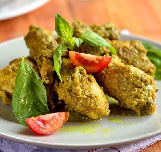 Resep Masakan Daging Ayam Kuning Spesial Lezat