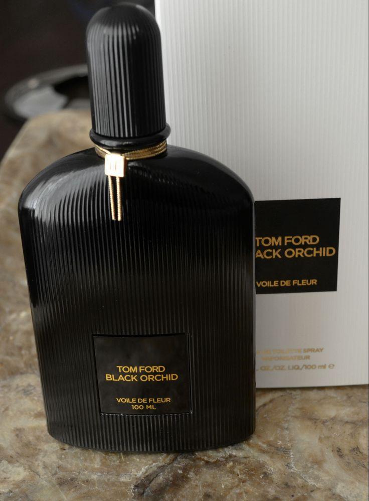 tom ford black orchid voile de fleur  perfume collection pinterest tom ford black