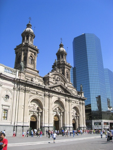 Catedra de Santiago - Santiago, Chile