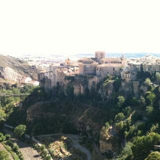 Cuenca ed il suo magico panorama circostante! :)