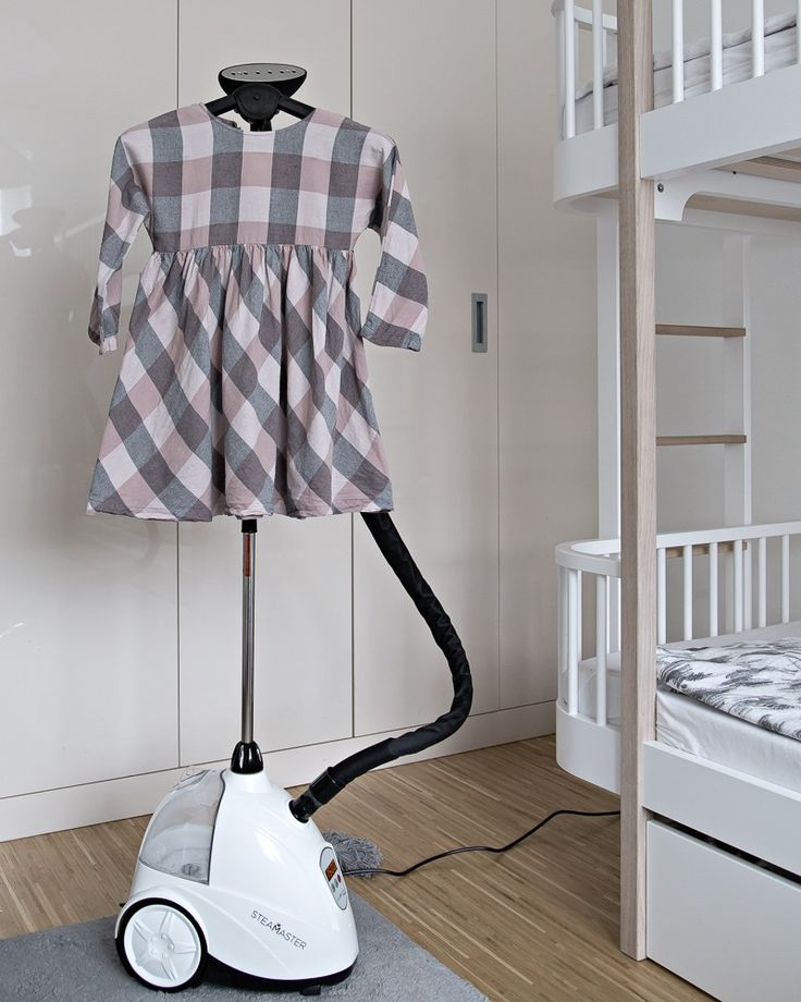 SteaMaster challenge - the ease of steam ironing | my-full-house.com