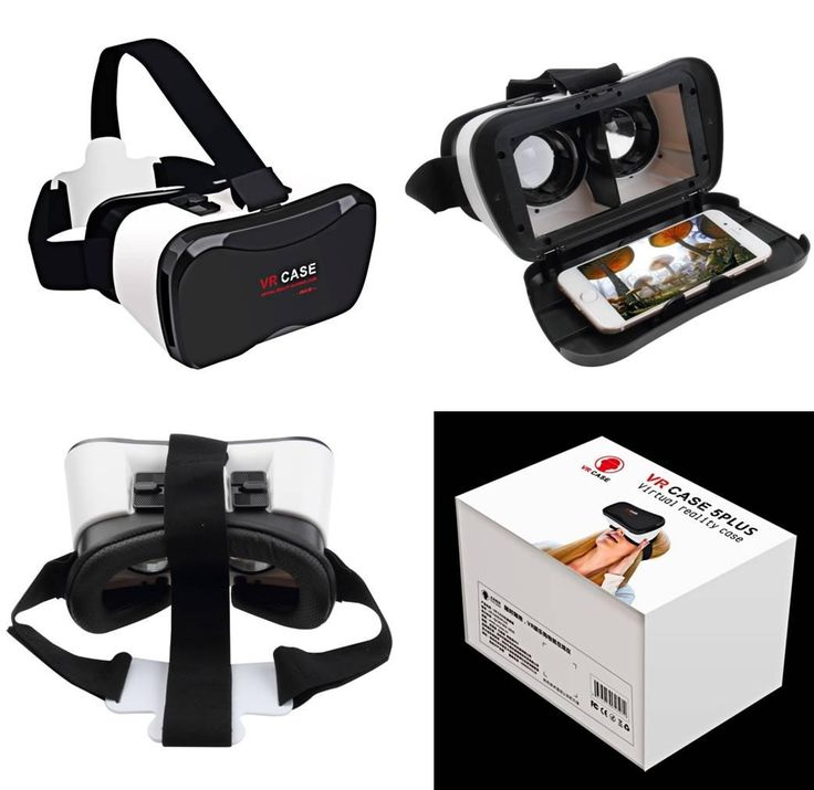 Accesorios para móviles: gafas realidad virtual 3D. #iPhone #Smartphone #moviles #Samsung #android #iOs