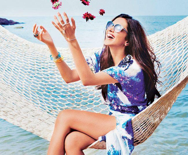 Spectacular: Deepika Padukone to be the face of an international eyewear brand