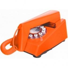 70s I orange phone